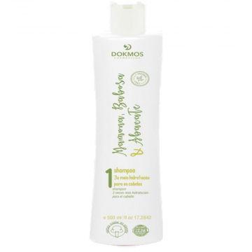 Shampoo Mamona, Babosa & Abacate Dokmos 5435