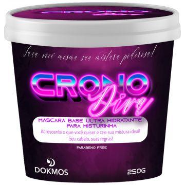 Máscara Crono Diva Base Ultra Hidratante Para Misturinha Dokmos 5480
