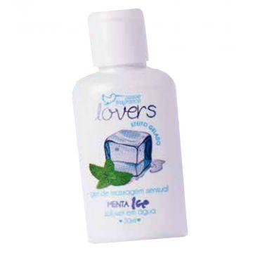 Gel de Massagem Lovers Menta Ice Suave Fragrance 6032 1