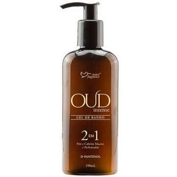 Gel de Banho Oud Intense Suave Fragrance 6038 1