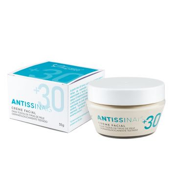 Creme Facial Antissinais +30 Suave Fragrance 6065