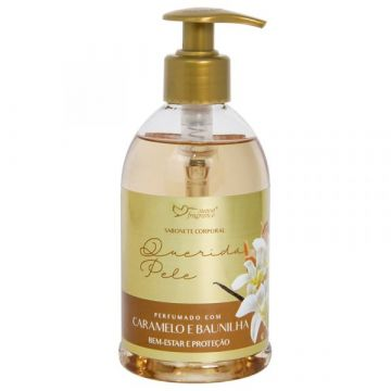 Sabonete Corporal Caramelo e Baunilha Suave Fragrance 6087 1