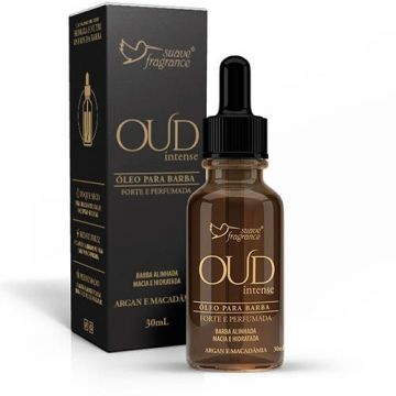Óleo de Barba Oud Intense Suave Fragrance 6064 1