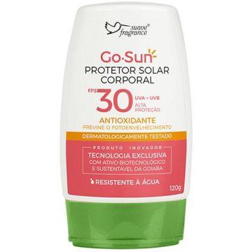 Protetor Solar Corporal FPS 30 Go Sun Suave Fragrance 6070 1