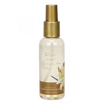 Spray Corporal Caramelo e Baunilha Suave Fragrance 6090 1