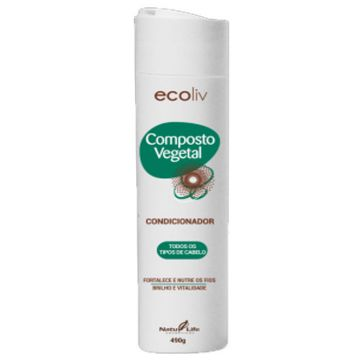 Condicionador Composto Vegetal Ecoliv Natu Life 638