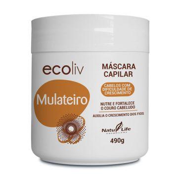 Máscara Capilar Mulateiro Ecoliv Natu Life 644