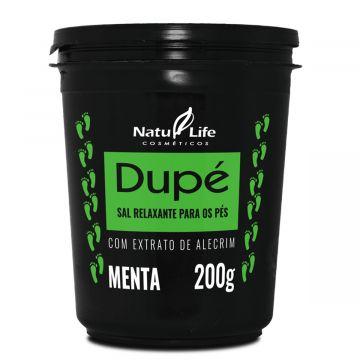 Dupé Sal Relaxante para os pés MENTA Natu Life 680
