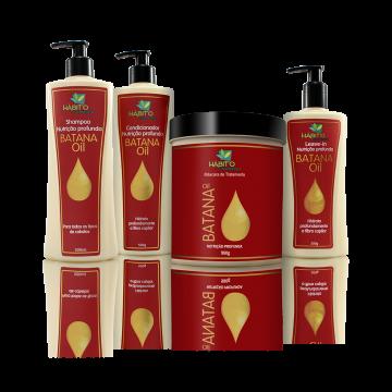 Kit Promocional Batana Oil Hábito 8013