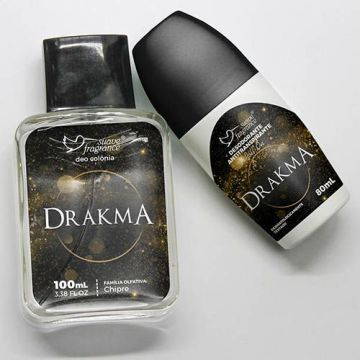 Kit Promocional Drakma Suave Fragrance 8042