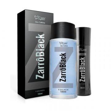 Kit Zarrô Black Suave Fragrance 8082 1