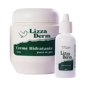 Kit Promocional Lizza Derm Suave Fragrance 8135