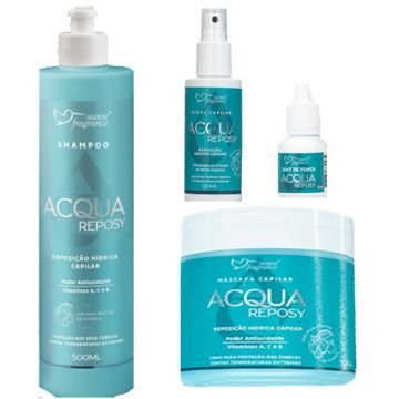 Kit Capilar ACQUA REPOSY Suave Fragrance 8169
