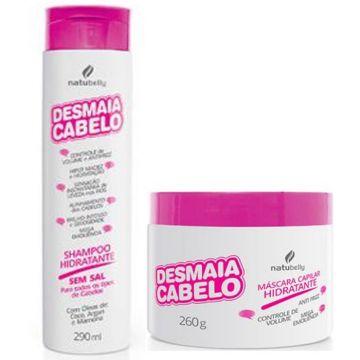 Kit Desmaia Cabelo Natubelly 8250