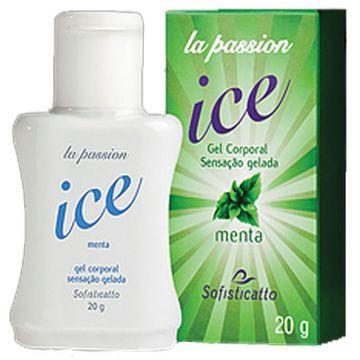 Gel Corporal Menta Ice Sofisticatto 884