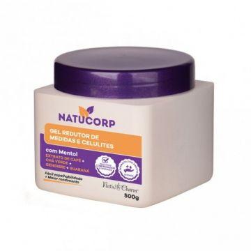 Gel Redutor de Medidas e Celulites Natucorp Natu Charm 9060 1