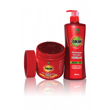 Kit Promocional Color Red Hábito 9119