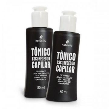 Kit Tonico Escurecedor Capilar Natubelly 9959