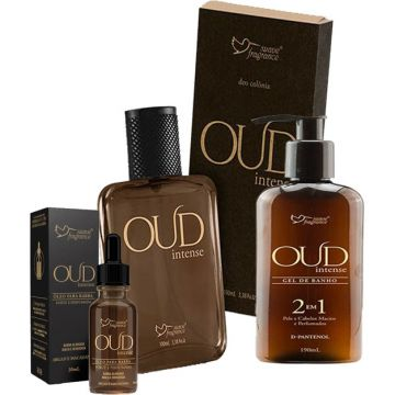 Kit Promocional Oud Suave Fragrance 8081 1