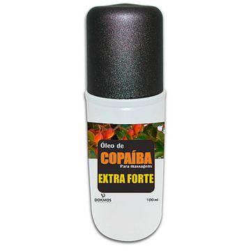 Óleo de Copaíba Extra Forte Dokmos 4698 1