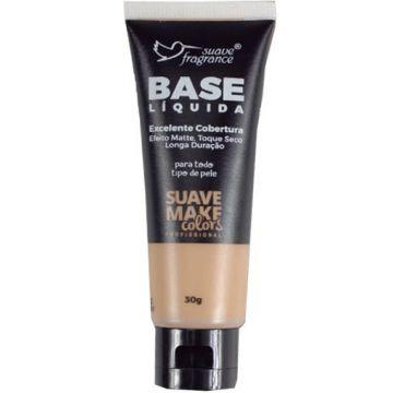 Base Líquida Marrom Suave Make Colors Suave Fragrance 0577 1
