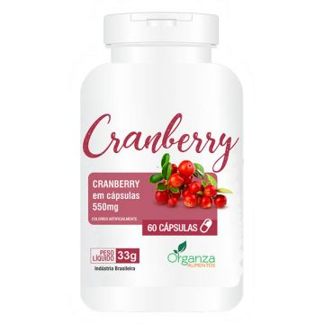 Cranberry Organza Alimentos 107