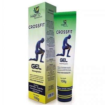 Gel Massageador Crossfit Hábito 1725