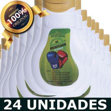 24 GEL NOCAUTEADOR ARNICA DOKMOS COSMÉTICOS CÓD 111224