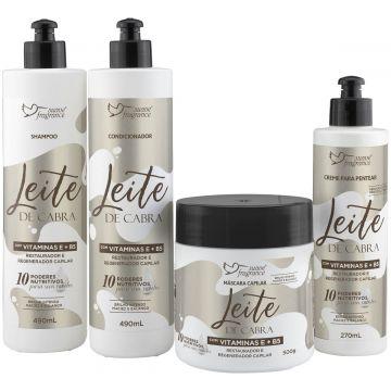 Kit Leite de Cabra Suave Fragrance 8173