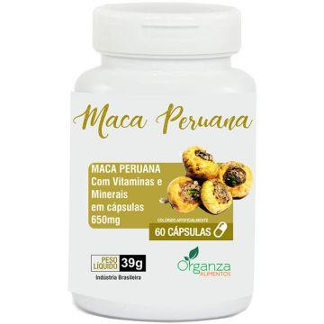 Maca Peruana Organza Alimentos 078