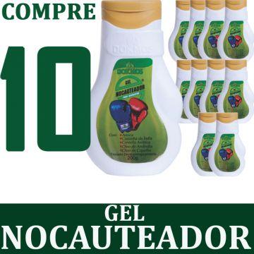 10 GEL NOCAUTEADOR ARNICA DOKMOS COSMÉTICOS CÓD 1112