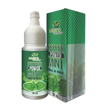 Pepper Mint Power Óleo de Menta Hábito 0997