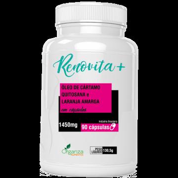 Renovita + Inibidor de Apetite Organza Alimentos 082