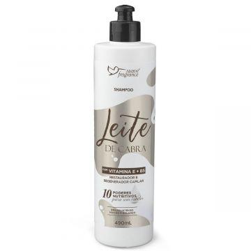 Shampoo Leite de Cabra Suave Fragrance 0202