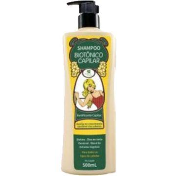 Shampoo Biotônico Capilar Hábito 0917