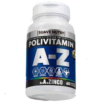 Composto Multivitamínico Polivitamin A-Z Suave Nutry SN0001