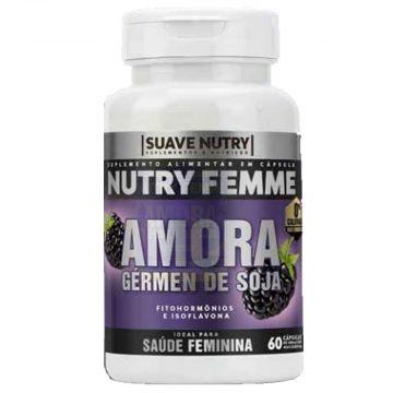 Nutry Femme Suplemento Alimentar Suave Nutry SN0004