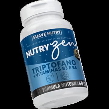 Nutry Zen Suplemento Alimentar em Cápsulas Suave Fragrance SN0008