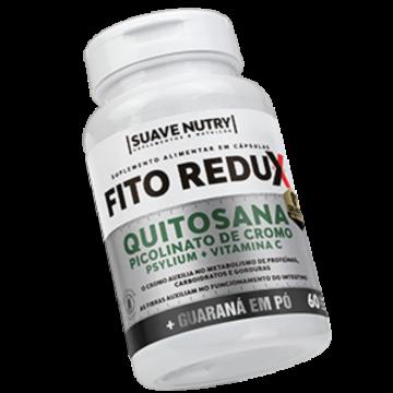 Fito Redux Suplemento Alimentar em Cápsulas Suave Fragrance SN0009