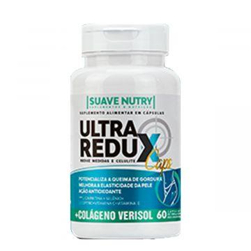 Suplemento Alimentar Ultra Redux Caps 60 cápsulas Suave Fragrance SN0011