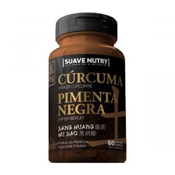 Cúrcuma com Pimenta Negra Suave Nutry  SN0014