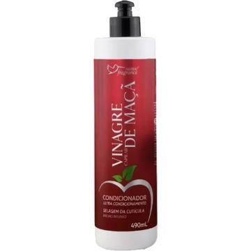Condicionador Vinagre Capilar de Maça Selagem Natural Suave Fragrance 0239