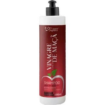 Shampoo Vinagre Capilar de Maça Suave Fragrance 0219